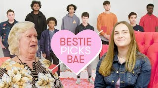 I Let My Grandma Pick My Boyfriend: Brianna | Bestie Picks Bae