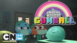 Transplante | O Incrível Mundo de Gumball | Cartoon Network