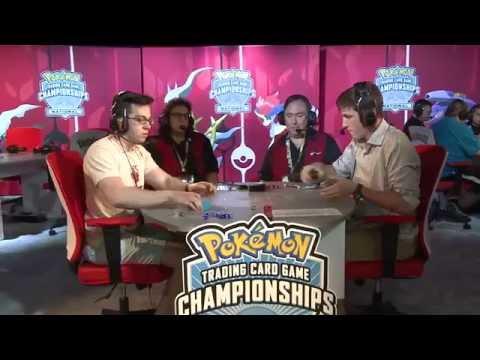 2016 Pokémon National Championships: TCG Masters Top 8, Match A