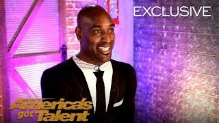 The Incredibly Flexible Troy James Recalls Scaring Simon Cowell - America's Got Talent 2018 thumbnail