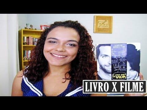 O Lado Bom da Vida | Livro X Filme