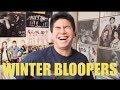 WINTER  BLOOPERS - LE RIRE JAUNE
