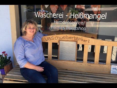 Video über die Textilpflege Aschau Natascha Ledere