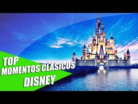 TOP - Mejores Momentos Clásicos Disney (Petición Agustin Cinemovie).