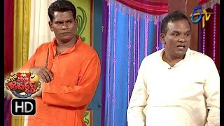 Chammak Chandra Performance | Extra Jabardasth | 27th July 2018 | ETV Telugu