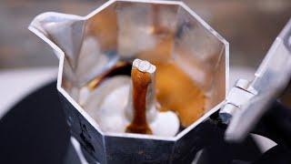 Mokka Basics - Kaffee im Espressokocher (Bialetti) machen