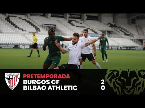 RESUMEN I Burgos CF 2-0 Bilbao Athletic I LABURPENA