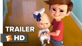 The Boss Baby - Official Trailer #1