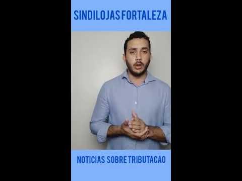 Esclarecimentos tributários do Sr. Valdemir Alves, Assessor Contábil do Sindilojas Fortaleza.