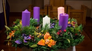 Advent Wreath Instructional
