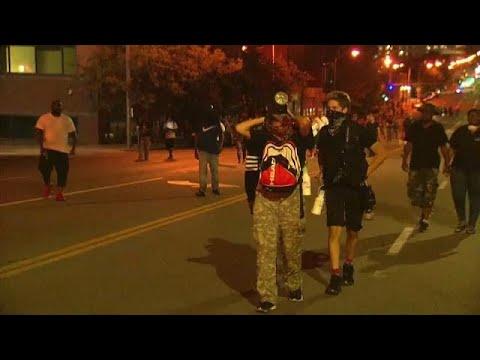 ΗΠΑ: Νύχτα ταραχών στο Σεντ Λούις