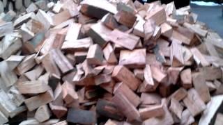 Wir verkaufen Brennholz - OWL - Anlieferung 12 SRM