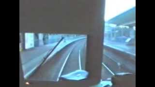preview picture of video 'Paris Z6 & MI79 stock train rides 1988'