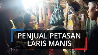 Takbiran saat PSBB, Pedagang Petasan di Ciomas Bogor Tetap Laris Manis