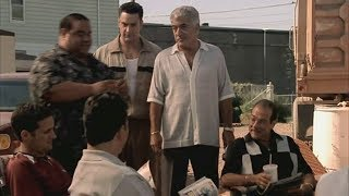 Phil Leotardo Visited The Construction Site   The Sopranos HD