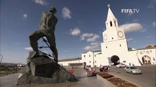 Russia 2018 Magazine  Kazan Kremlin