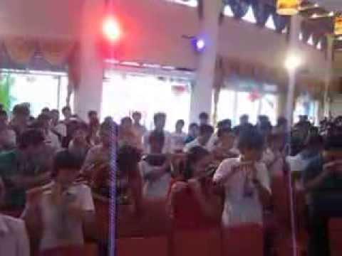VIỆT NAM QUÊ HƯƠNG TÔI  (Màn xác lập kỷ lục số người chơi sáo đông nhất Việt Nam