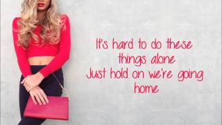 Pia Mia - Hold On We're Going Home (Cover) + Lyrics