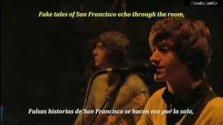 Arctic Monkeys - Fake tales of San Francisco (inglés y español)