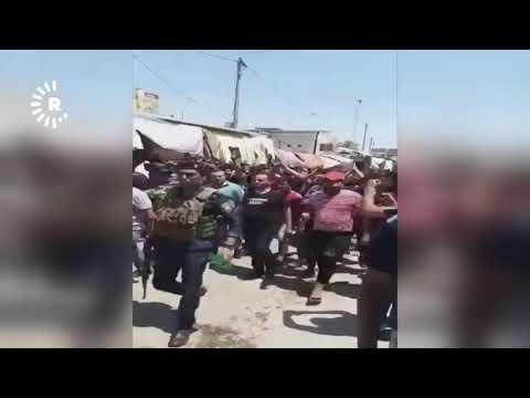 """""""بالروح بالدم نفديك يا صدام"""".. """"شاهد"""" هتافات تُمجد الرئيس العراقي الراحل وسط بغداد وتثير غضب قوات الأمن"""