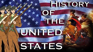 History Of The America In 25 Minutes