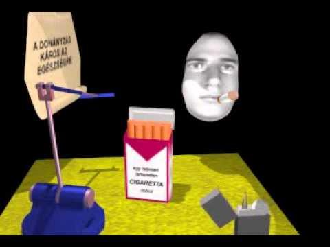 Amikor bonya leszokott a dohányzásról
