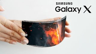 Samsung Galaxy F (X) - Will Be More Than A Foldable Phone!!!!
