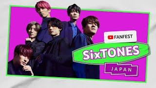 """SixTONES @YouTubeFanFest 2020 ImitationRain / JAPONICA STYLE / NEW ERA"""""""