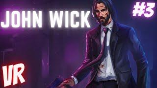 JOHN WICK VR 3 UNDERGROUND SUBWAY STATION
