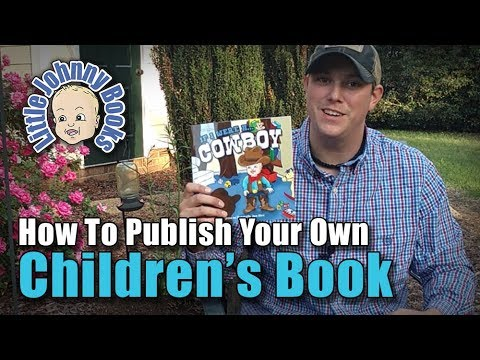 How To Write and Publish A Children's Book - Amazon, Createspace and Ingram Spark