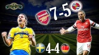اشهر 5 مباريات مجنونه فى عالم كرة القدم ● جنون كرة القدم HD