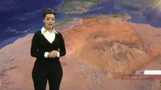 DZAIR TV نشرة الاحوال الجوية الجزائرية