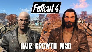 Fallout 4- Hair Growth Mod