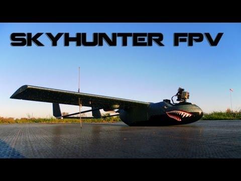 skyhunter-maiden-flight