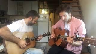 Rocket Man (Elton John)  Acoustic Cover Ft. Amir Darzi