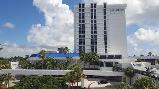Bahia Mar Fort Lauderdale Beach - a DoubleTree by Hilton Hotel - Room and Hotel Tour 2017