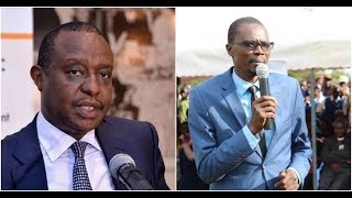 Why CS Henry Rotich is facing ouster