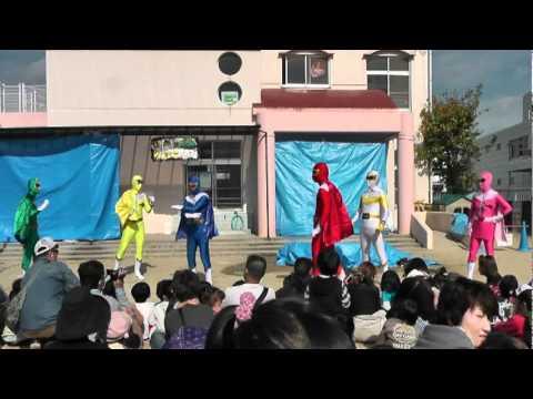 2011年そねそね戦隊ひかりンジャーショー?