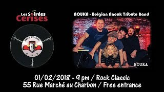 Nouka (ANOUK tribute band) 'I spy' & 'Everything' @ Rock Classic - 01/02/2018