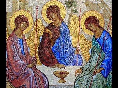 Пресвятая  и Животворящая Троице спаси нас