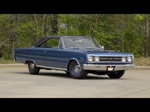 Video of '67 Belvedere - PW85