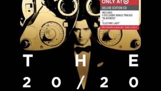 Electric Lady [Bonus Track]  Justin Timberlake [HQ MASTERED VERSION 1080P]