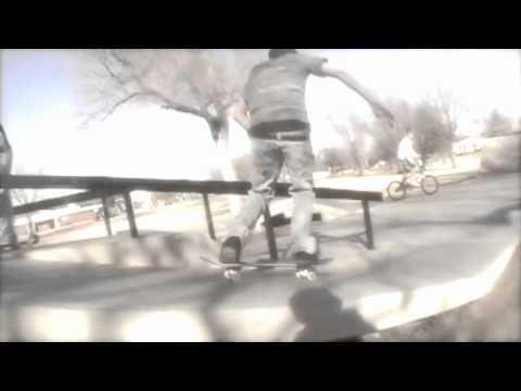 Alley skate park edit.