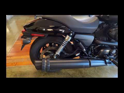 2019 Harley-Davidson Street Rod 500