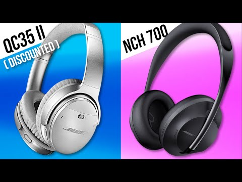External Review Video k3PCCAO5xmc for Bose Noise Cancelling Headphone 700