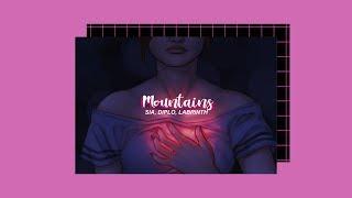 LSD   Mountains Ft. Sia, Diplo, Labrinth (Traducción Al Español)