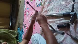 Pompa Senapan Pcp Rakitan. By Nan Usman