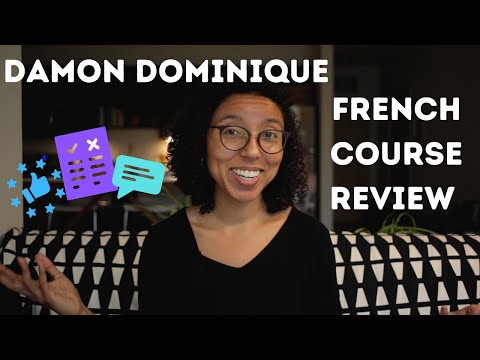 How to learn real French online (Damon Dominique French course review)