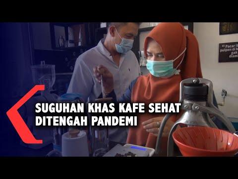 Suguhan Khas Kafe Sehat Ditengah Pandemi