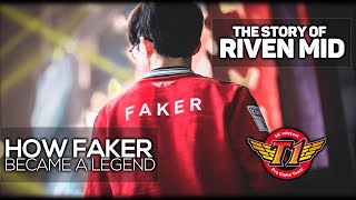 """""""Barcode Killer"""" - A League of Legends Story About Faker And His Legendary Riven Mid"""